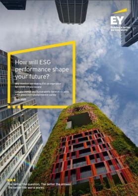 Investerare kräver mer av företagens ESG 1