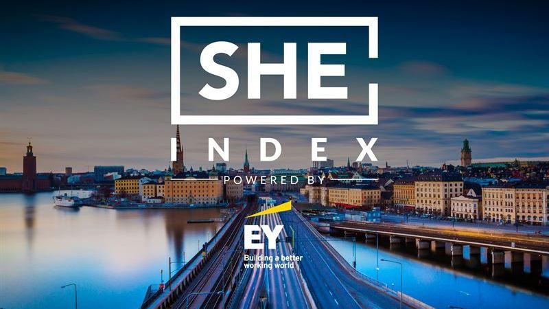 7 av 10 är män i ledningen bland företagen i SHE Index