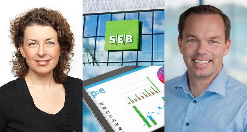 PE Accounting och SEB lanserar finansieringstjänst som förenklar fakturalån för tillväxtbolag
