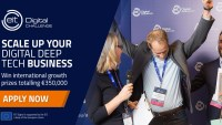 För er som är Deep tech scaleups: Ansök nu till EIT Digital Challenge 2021