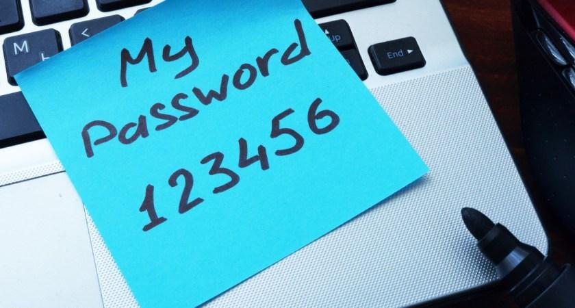 Tankar och tips för säkrare lösenord från Acronis