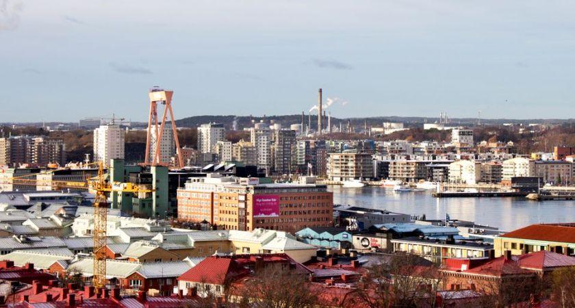 Nedgång inom Göteborgsregionens fordonsindustri slår mot hela landet