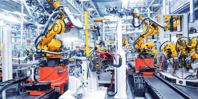 Industri- och logistikfastigheter väntas ha bäst utveckling 2020 enligt investerarkåren