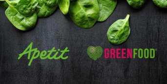 Greenfood köper verksamhet av finska livsmedelsindustriföretaget Apetit 1