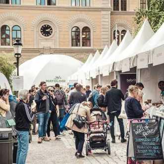 Matologi – kunskapsfestivalen om hållbar mat återvinner temat 1