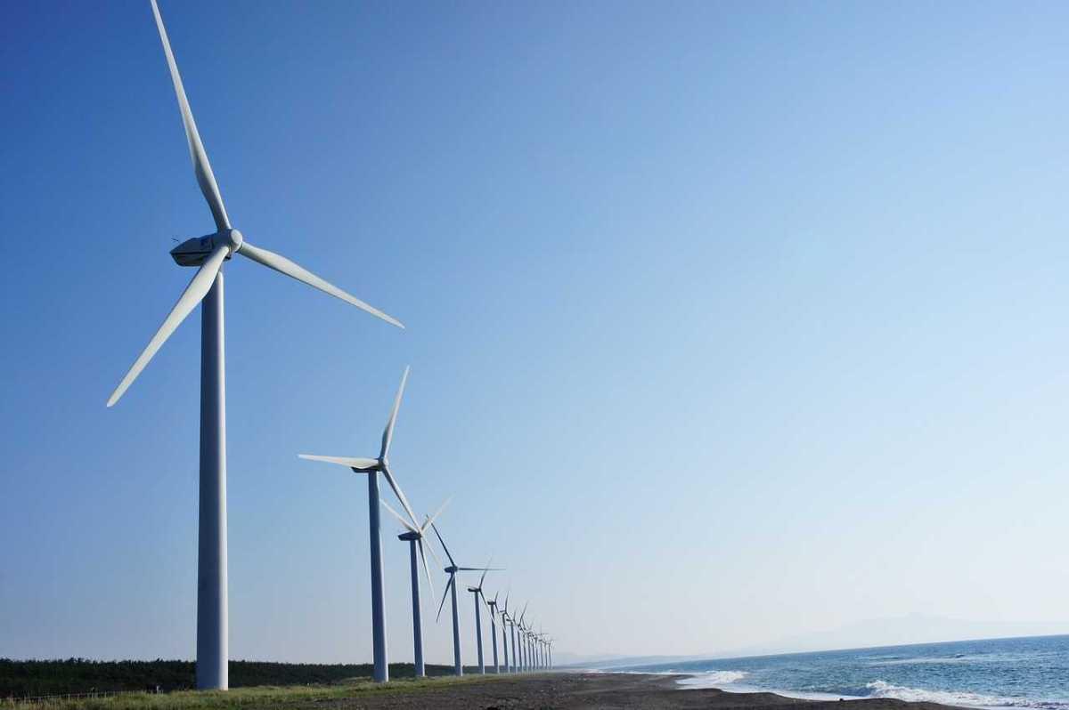 Internationellt samarbete för hållbar vindkraft 1