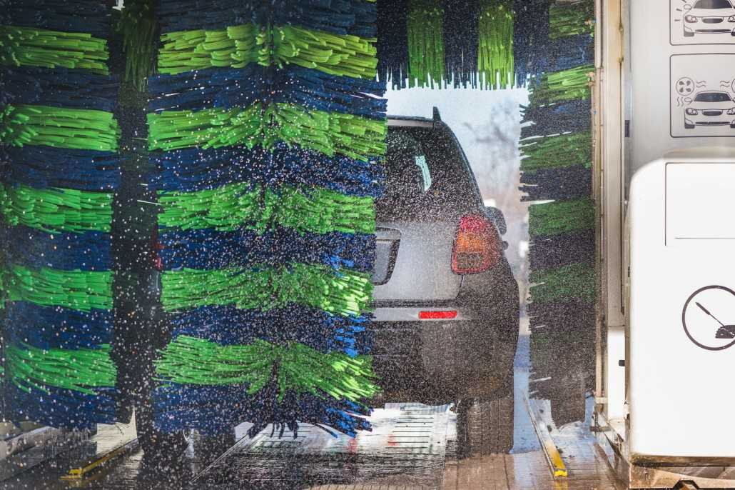 Nacka näst bäst i Sverige på information om hållbar biltvätt