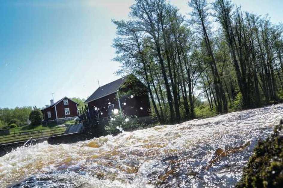Höga vattennivåer ger massor av energi – så kan allmänheten påverkas 1