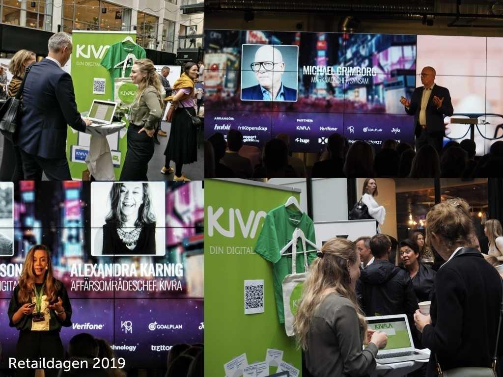 Retaildagen: kundupplevelse och hållbarhet i fokus 2