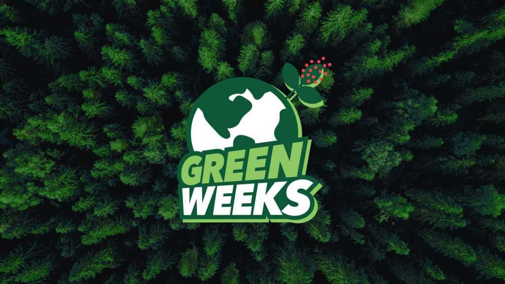 Green Weeks ska rädda 200 000 kilo mat