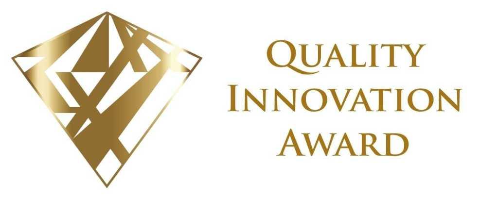 Quality Innovation Award 2019 – innovativa tekniker och arbetssätt stödjer hållbar utveckling 1