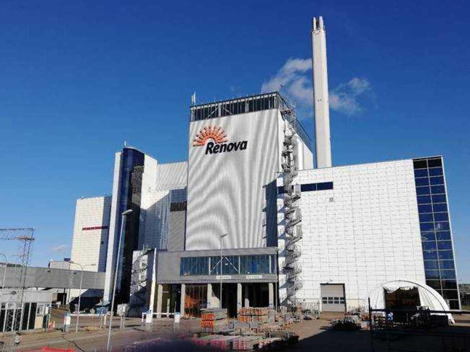 PetroBio hjälper Renova byta ut fossilt bränsle mot förnybart 1