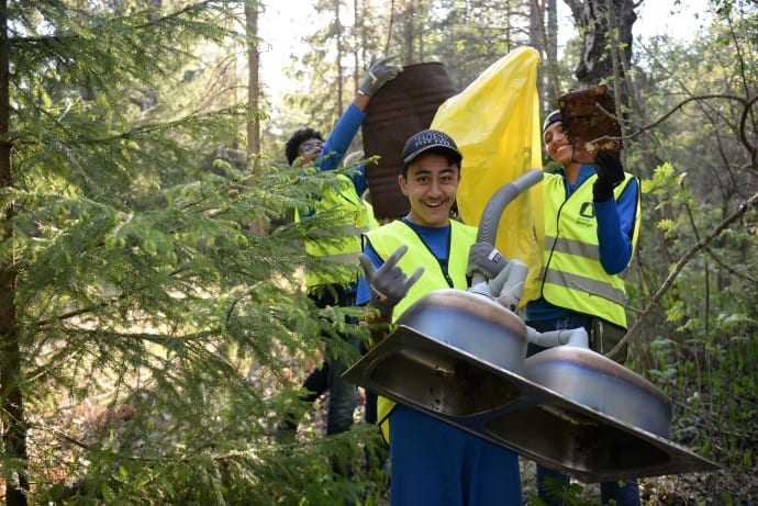 Estrella och Städa Sverige fortsätter miljösamarbetet för att stötta föreningslivet 1