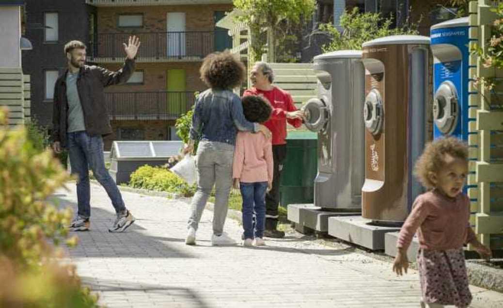 Social hållbarhet ökar på Riksbyggens topplista över bostadsrättsföreningarnas 1