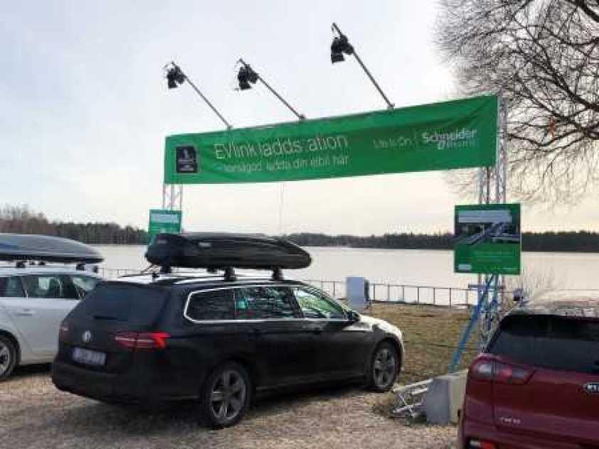 Vasaloppet och Schneider Electric har kartlagt deltagarnas transporter 1
