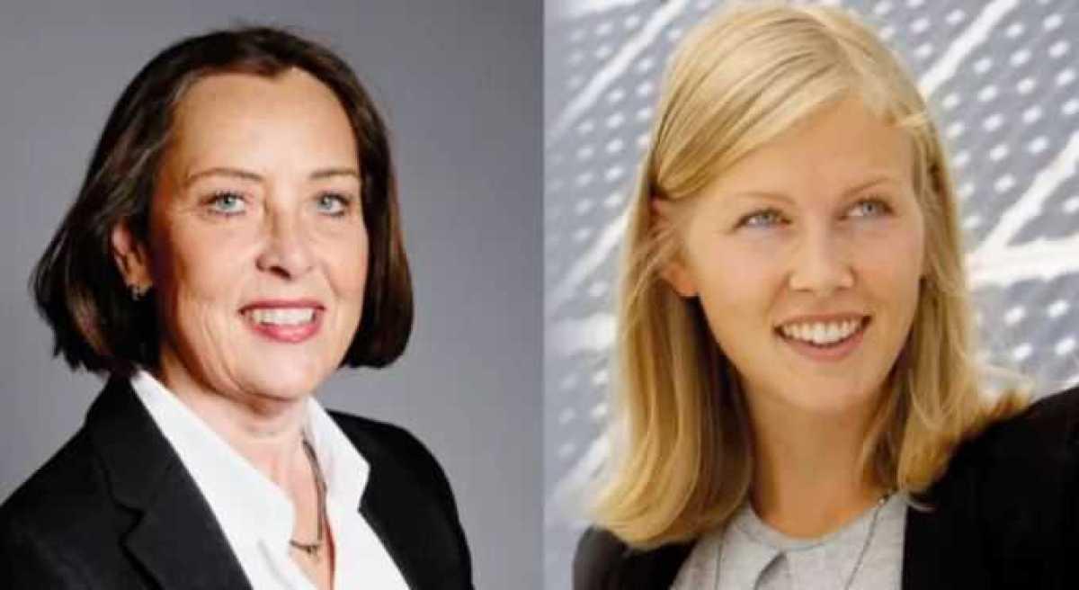 Katarina Delsing ny vice styrelseordförande och Malin Strand ny styrelseordförande för Energikontoren Sverige 1