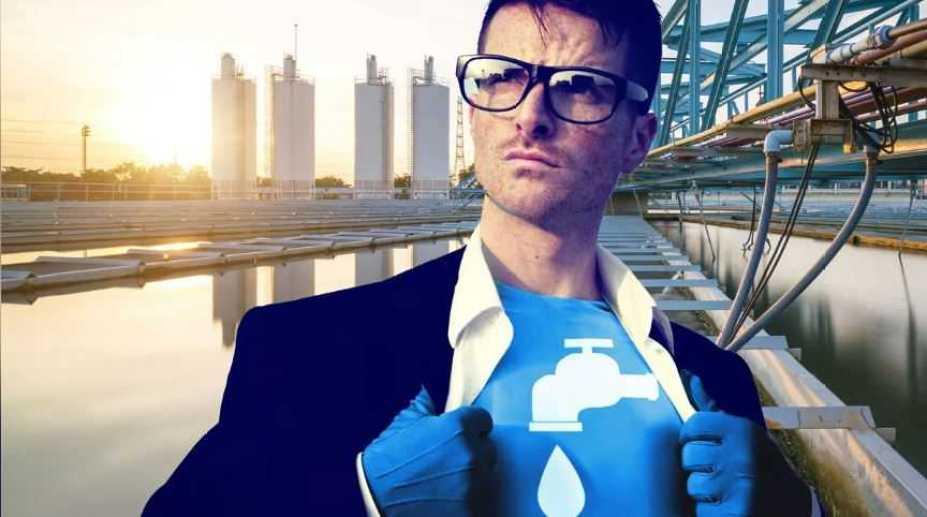 Långsiktig hållbarhet inom tillverkningsindustrin kräver vattenhushållning 1