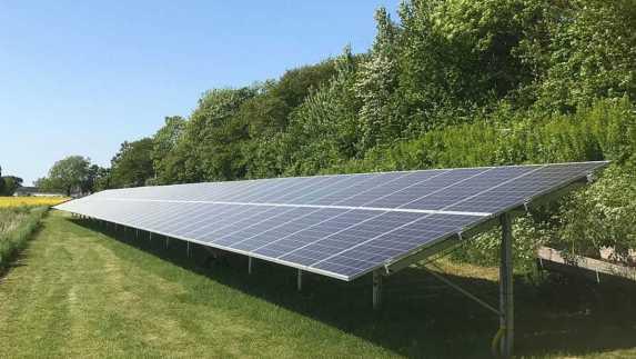 Solnord AB först med att erbjuda franchise inom solenergi 1
