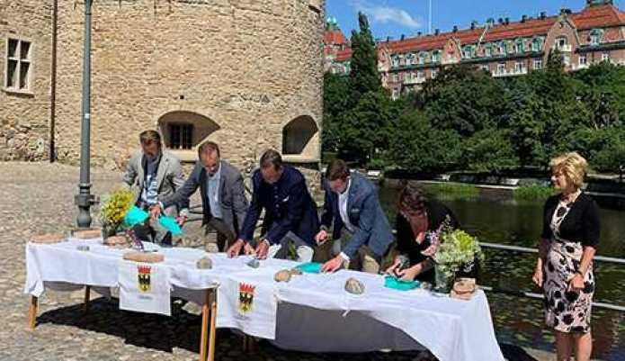 Nu tas nästa steg att göra Örebro till en klimatsmart stad, genom förverkligandet av den nya stadsdelen Tamarinden 1