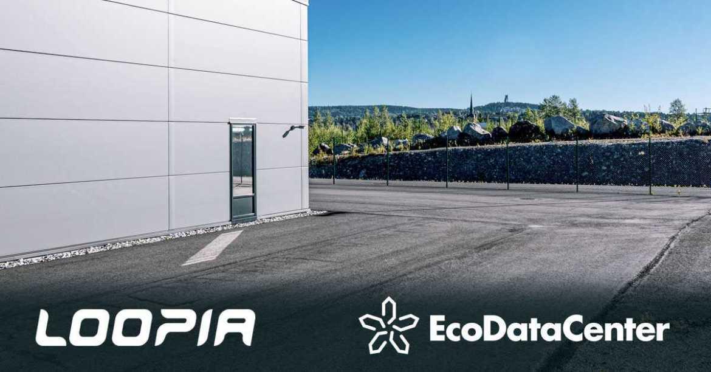 Loopia väljer EcoDataCenter för hållbara datacentertjänster 3
