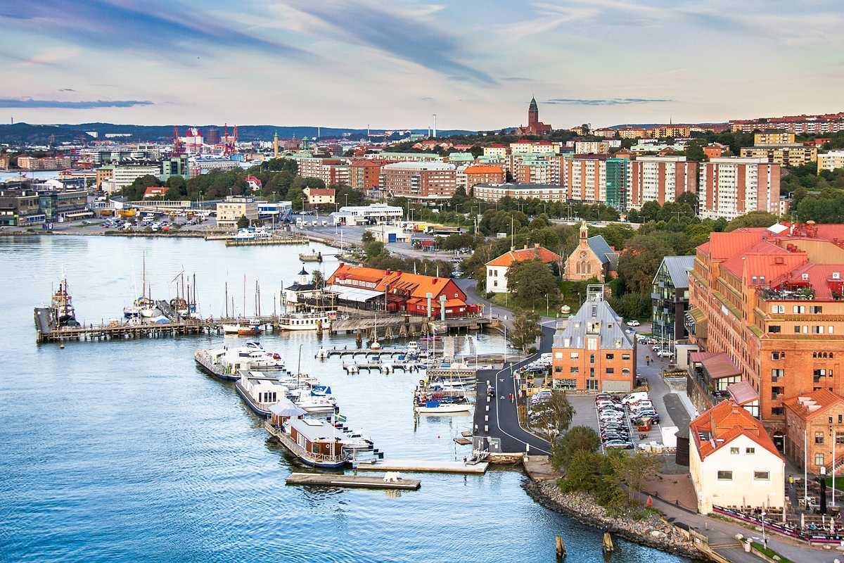 Göteborg Energi och Kamstrup i avtal om smart mätning 1