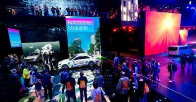 Dacia deltar med en världspremiär på IAA Mobility 2021 i München