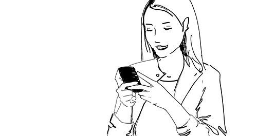 Utåtriktade personer är mer aktiva på internet