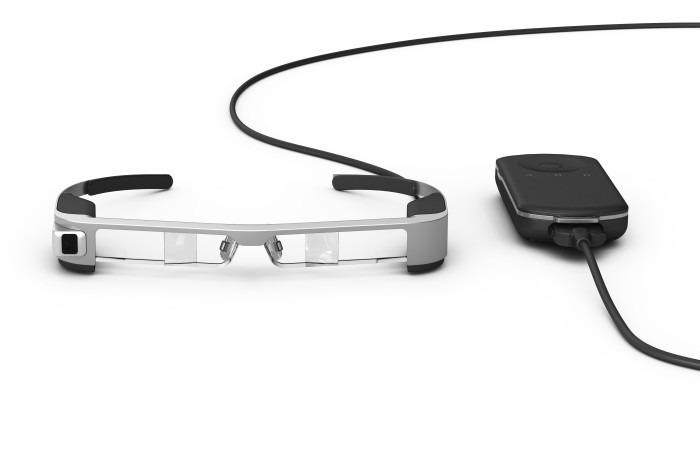 Epson lanserar Moverio BT-300 – världens lättaste smarta glasögon med OLED