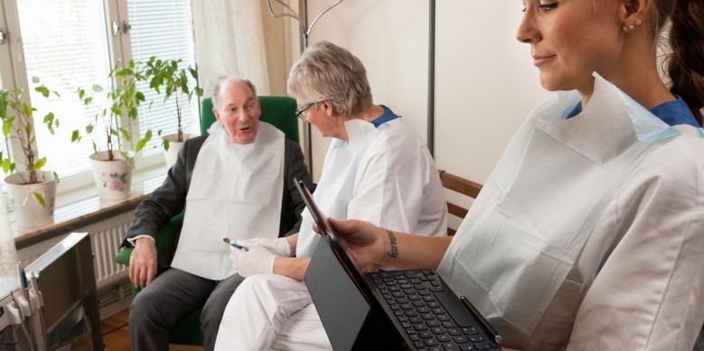 Vårdrutiner, diagnoskoder och information i molnet – kliv in i Office 365