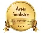 Årets finalister i Inission innovation award tävlar om rekordhögt pris