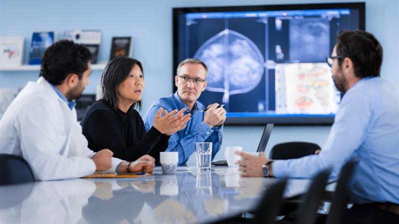 Ny rapport från Sectra visar hur radiologer kan förbättra servicen till onkologer och därigenom förbättra cancervården