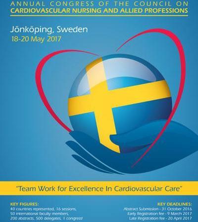 Internationell hjärtkonferens på Spira