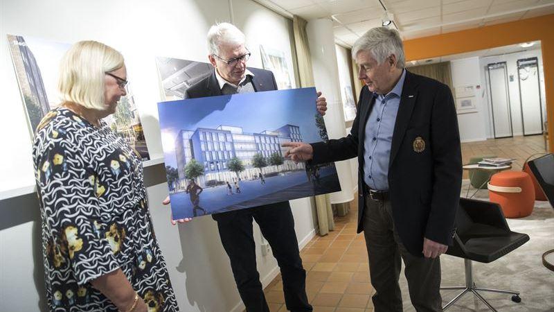 Lundbergs Forskningsstiftelse stödjer banbrytande projekt inom cancervården