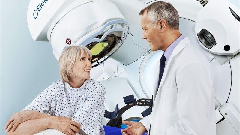 Elekta levererar avanceradcancervård till Stockholmsregionen