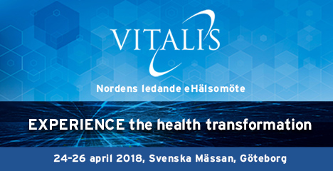 Vitalis- Nordens ledande e Hälsomöte