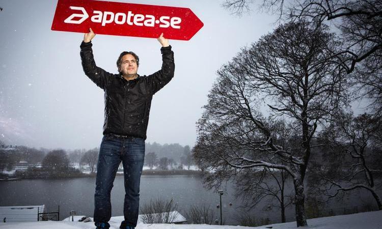 Apotea sålde för närmare en miljard första halvåret