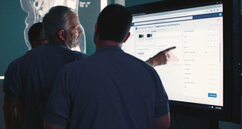 Microsoft presenterar säkra samarbetslösningar under vårdkonferensen HIMSS