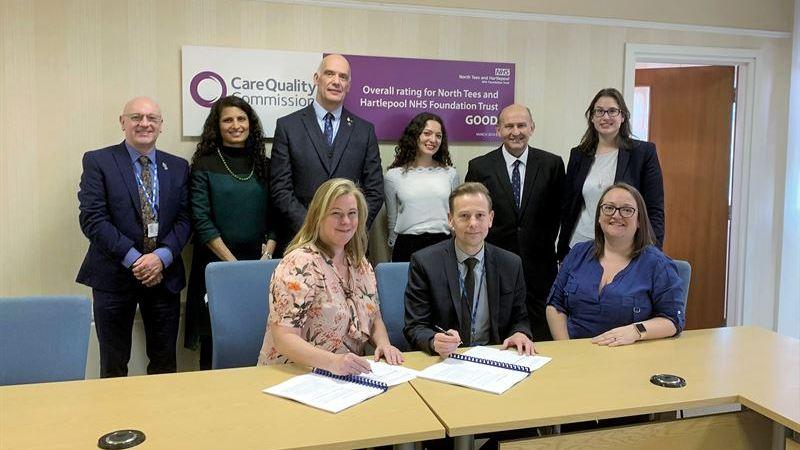 Sectra får order på regionsövergripande lösning för digital patologi i Storbritannien