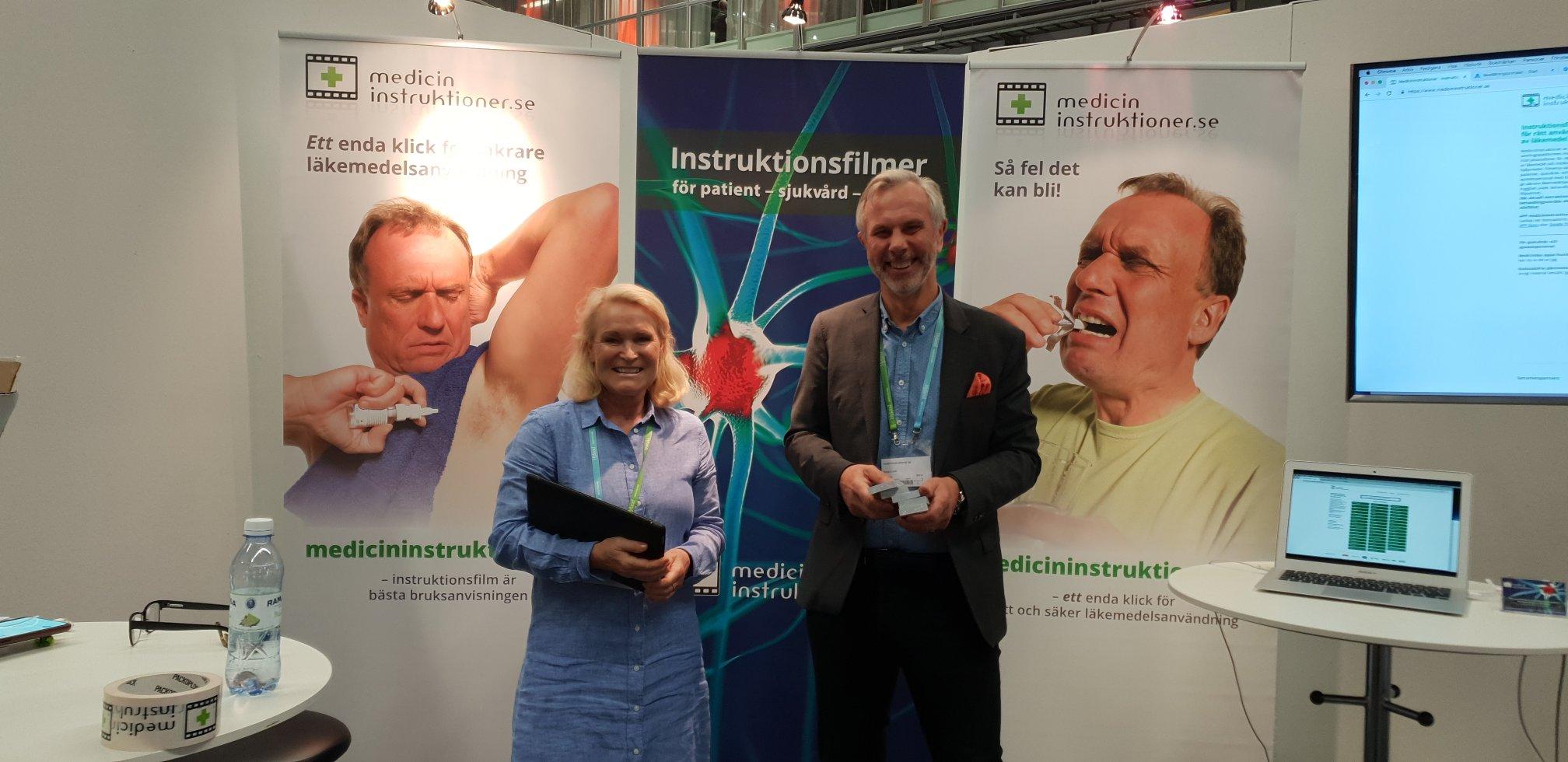 Internationellt intresse för snabbväxande eHälsobransch gav rekord för Vitalis 26