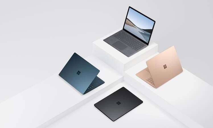 Microsoft stöttar isolerade i riskgrupper med Surface-enheter