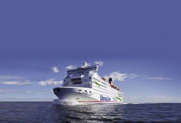 Stena erbjuder Stena Saga som sjukhusfartyg med plats för 520 patienter 3