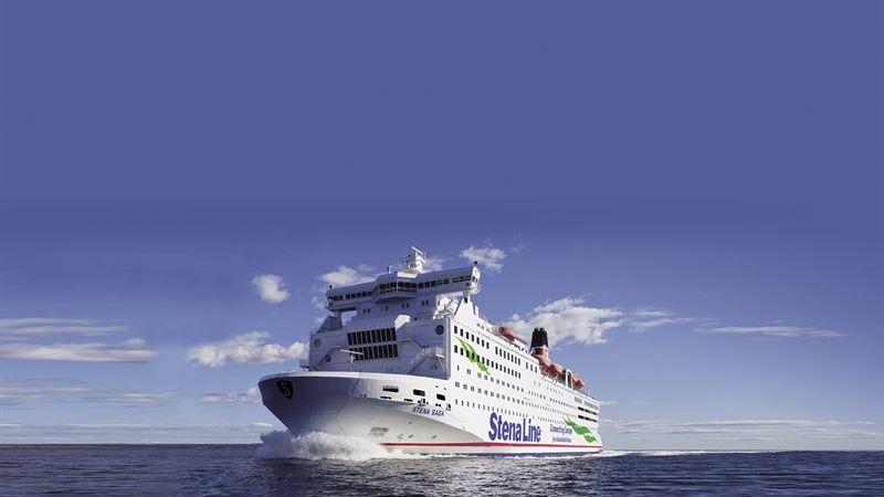 Stena erbjuder Stena Saga som sjukhusfartyg med plats för 520 patienter