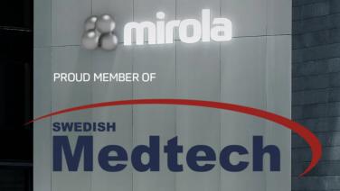 Mirola är nu en del av Swedish Medtech 1