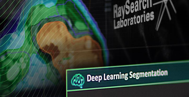 RayStations maskininlärningsalgoritm effektiviserar arbetsflödet på svensk strålbehandlingsklinik