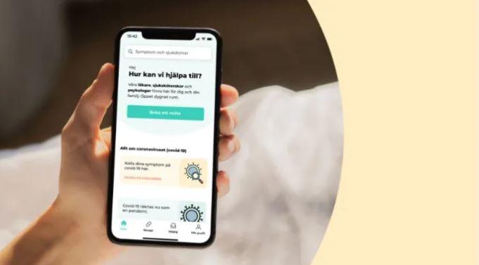 KRY utses till Sveriges starkaste varumärke bland digitala vårdgivare