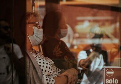 V vill fokusera på säkerhet i kollektivtrafiken: människors hälsa står på spel
