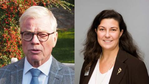 Marie Wahren-Herlenius och Sven-Erik Sonesson vid KI prisas för världsledande forskning 1