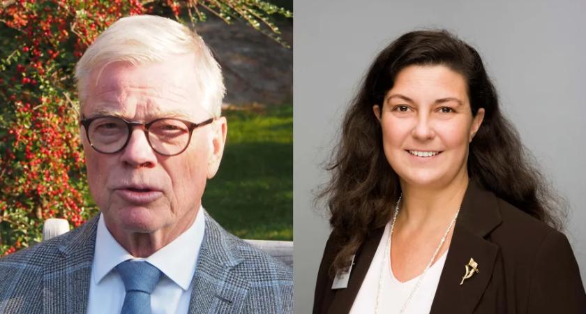 Marie Wahren-Herlenius och Sven-Erik Sonesson vid KI prisas för världsledande forskning