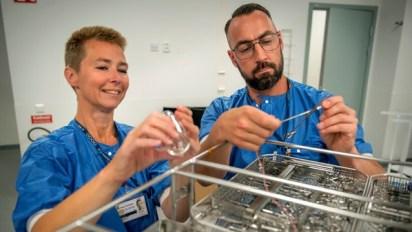 Ny sterilteknisk avdelning ger ökad patientsäkerhet 2