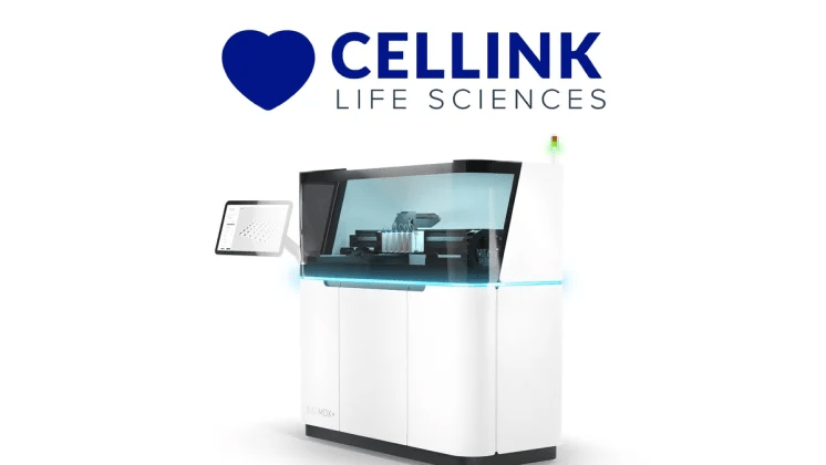 CELLINK lanserar nästa generations bioprinters – BIO MDX-serien